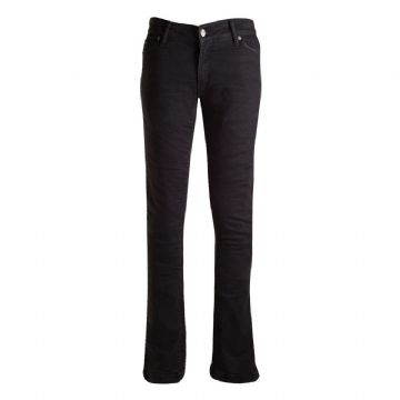 Bull-it Ladies Ebony 17 Slim Fit Short & Regular SR6 Armoured Motorcycle Jeans